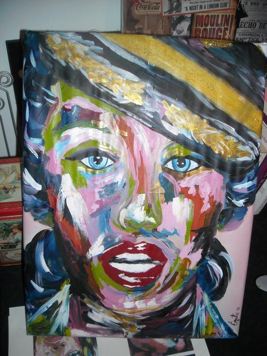 Christina Aguilera par xsweet-revengex
